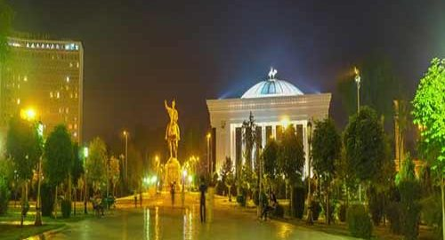 Tashkent attractions
