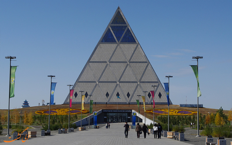 pyramid of Astana