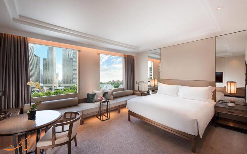 هتل کنراد سنتنیال سنگاپور | اتاق 2