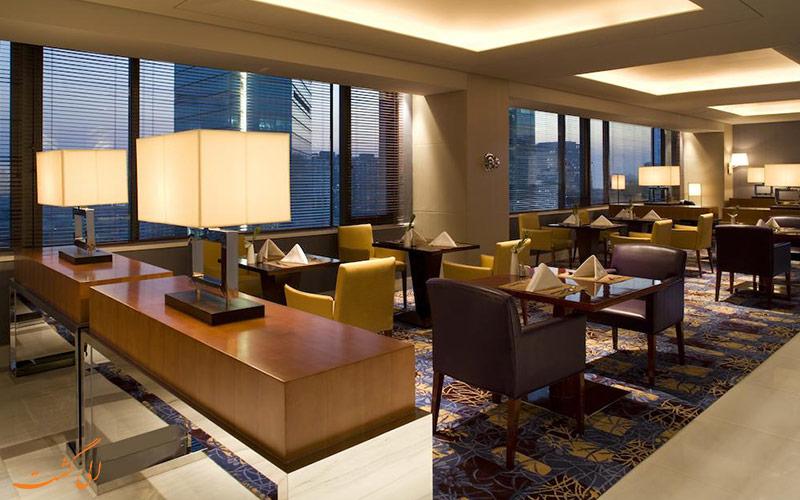 هتل جی دبلیو مریوت پکن چین