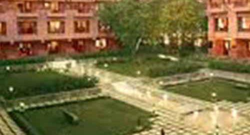 هتل جی پی پالاس در آگرای هند