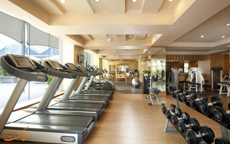 هتل کنراد سنتنیال سنگاپور | باشگاه بدنسازی