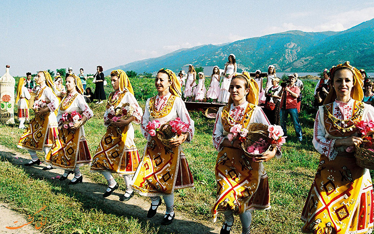 جشنواره های بلغارستان