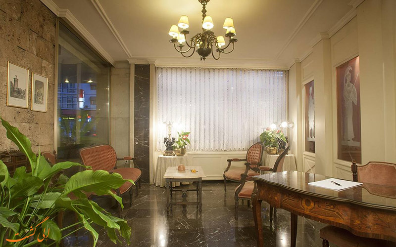 هتل بست وسترن ایلیسیا آتن- لابی
