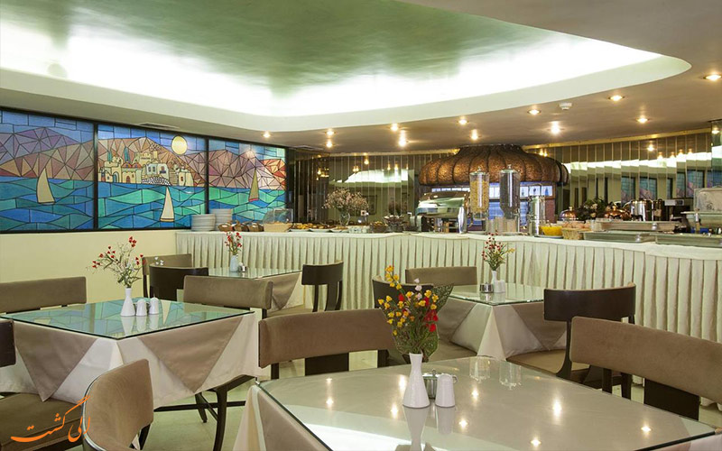 امکانات تفریحی هتل بست وسترن ایلیسیا آتن- کافه هتل