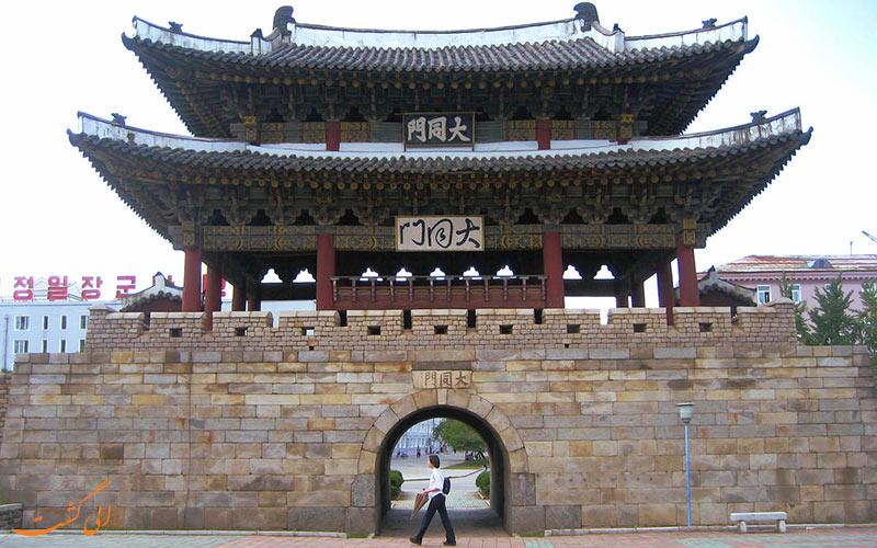 دروازه تائدونگ
