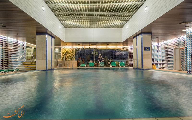 امکانات تفریحی هتل پورتو پالاسیو پورتو- استخر