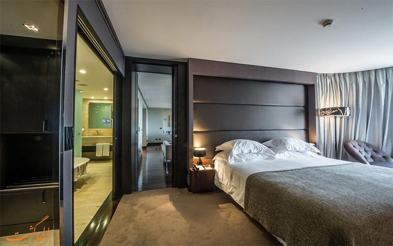 انواع اتاق های هتل پورتو پالاسیو پورتو