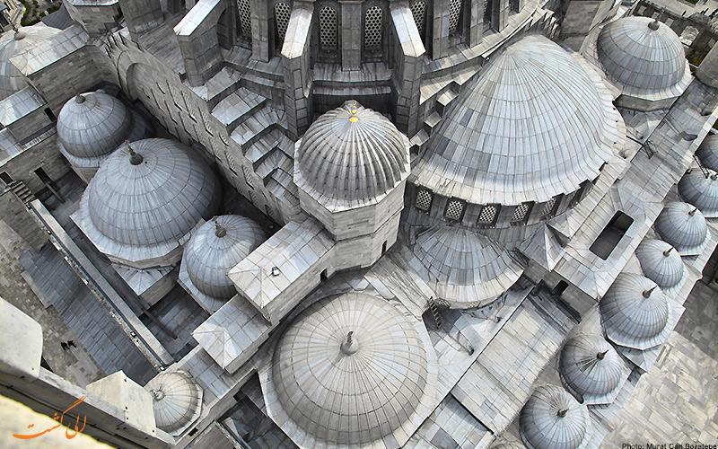 عظمت معماری مسجد سلیمانیه استانبول