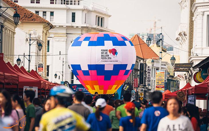 فستیوال های شهر پنانگ