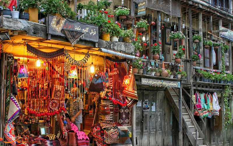 شهر تاریخی ماسوله