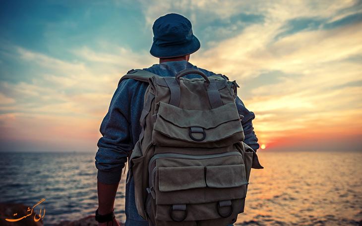 چرا سفر می رویم