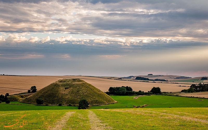 تپه سیلبری در انگلیس