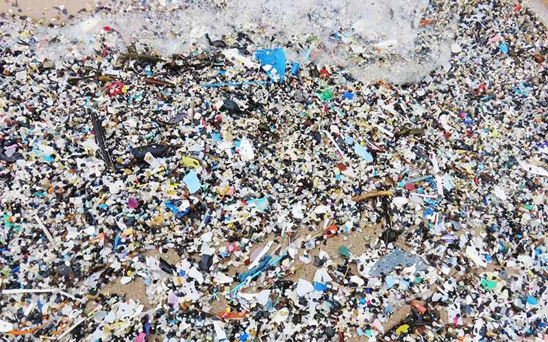 زبالهع های جزیره هندرسون