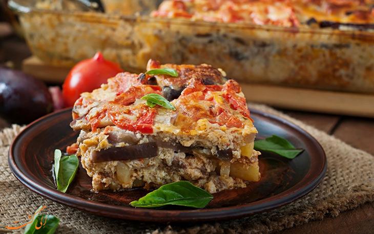 غذاهای محبوب بلغاری ها