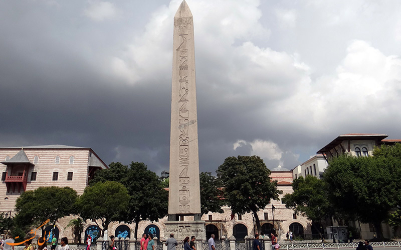 Istanbul's Byzantine Hippodrome