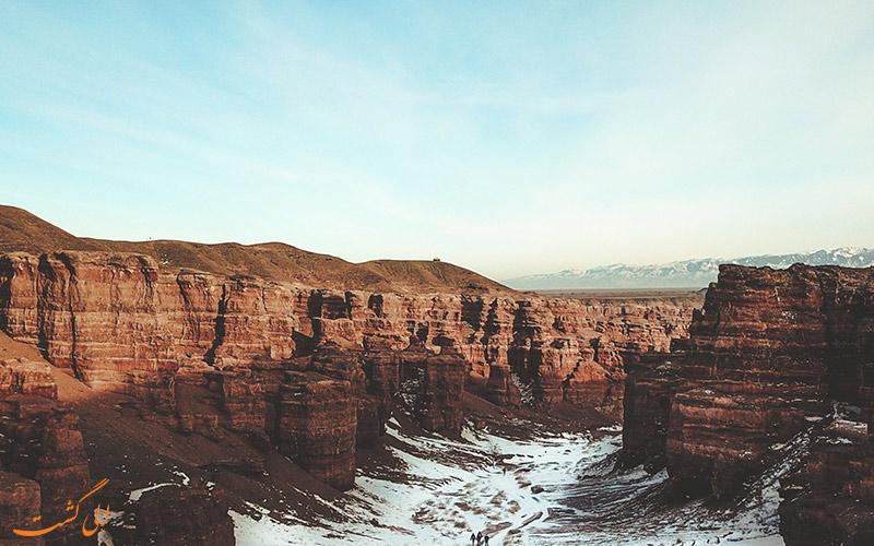 دره چارین قزاقستان