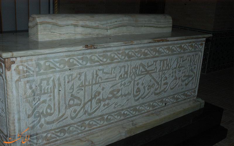 Sheikh Khovendi grave