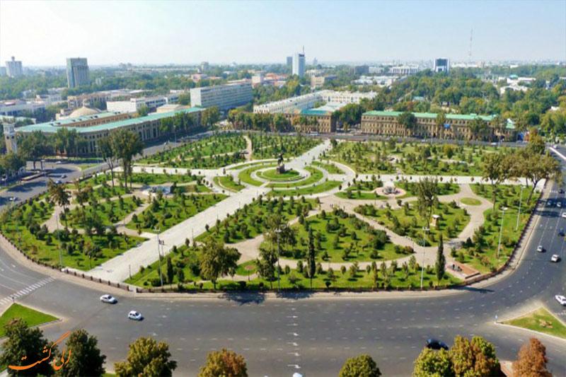 Timur square