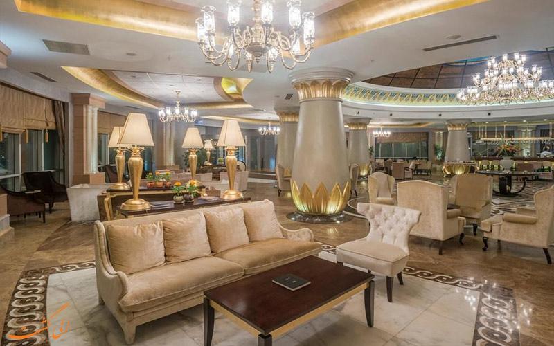 خدمات رفاهی هتل پولمن باکو- لابی