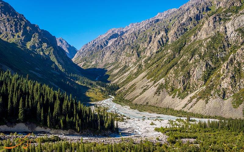 نکات کاربردی سفر به قرقیزستان