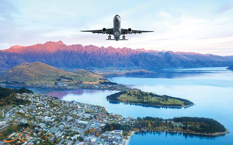 راهنمای مسافرتی به نیوزلند