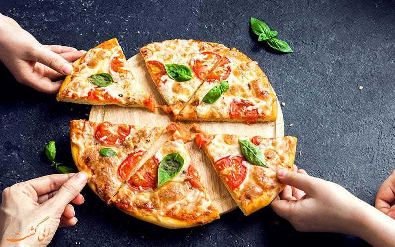 بهترین پیتزاهای دنیا