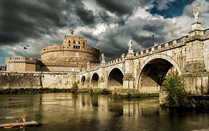 قلعه سنت آنجلو