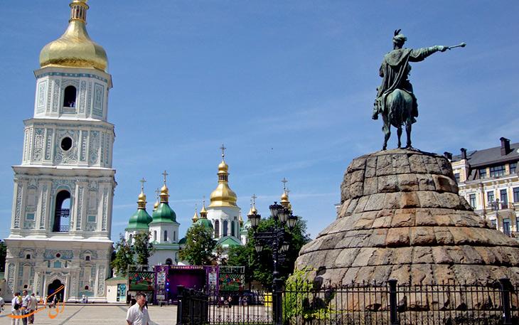 راهنمای مسافرتی به کیف