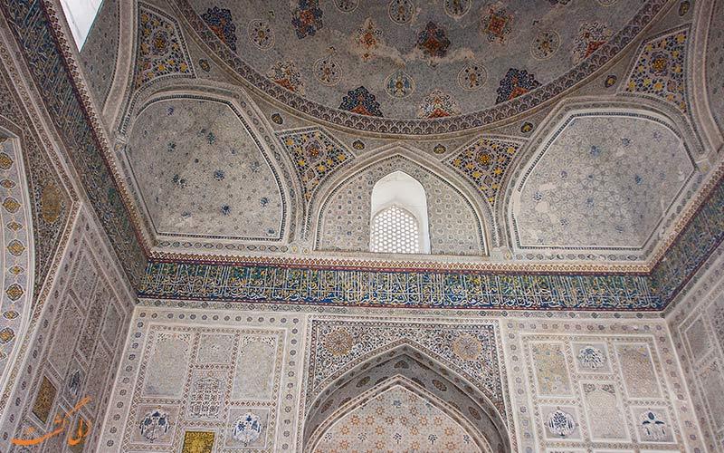 مدرسه باراک خان ازبکستان