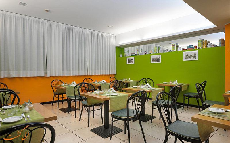 هتل برلینو میلان- رستوران