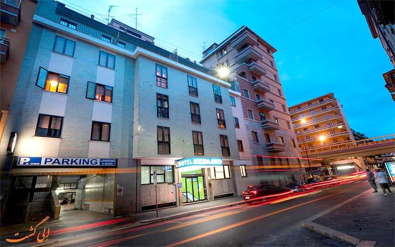 هتل برلینو میلان Hotel Berlino