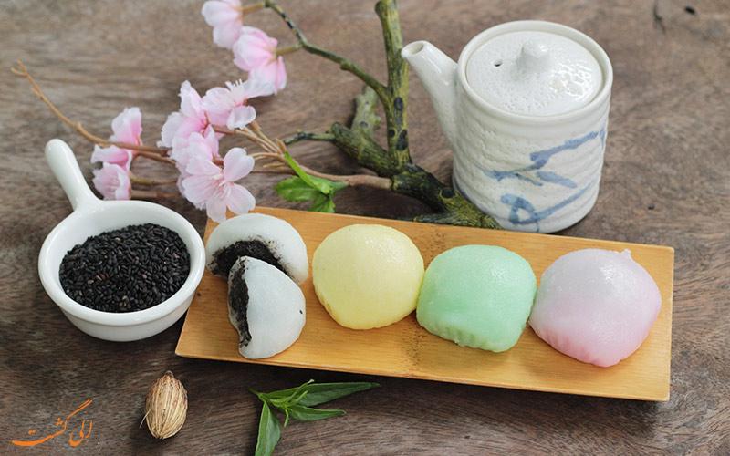 موچی، کیک برنجی کشنده ی ژاپنی ها