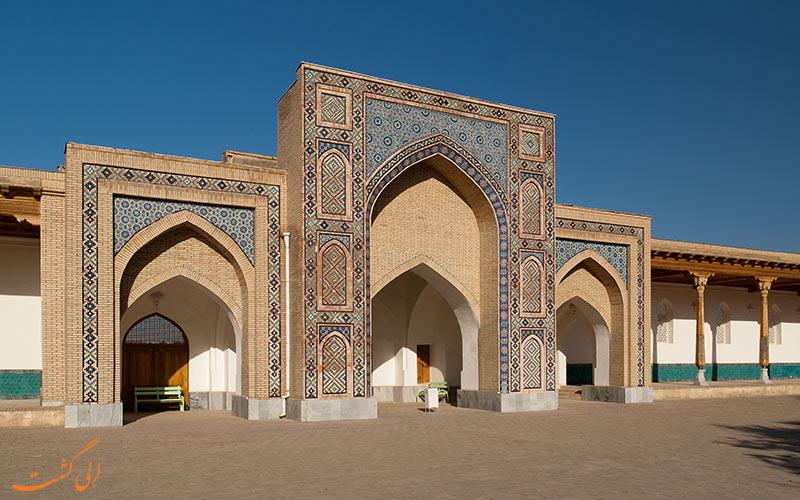 مدرسه باراک خان تاشکند ازبکستان
