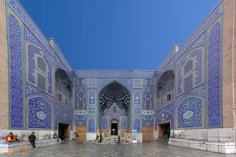 اصفهان اثار باستانی