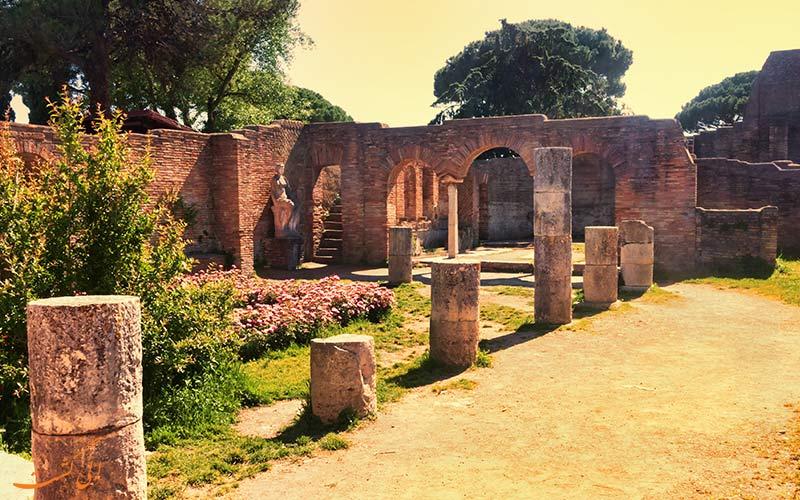 شهر باستانی