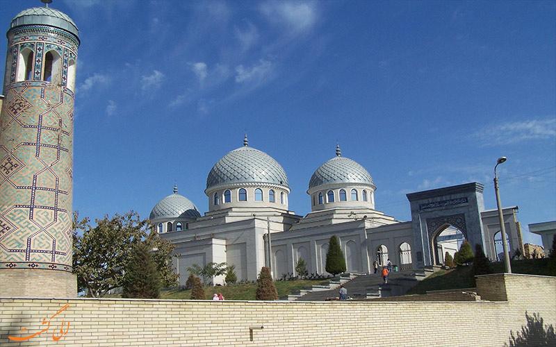 Sheikhantaur in Tashkent,