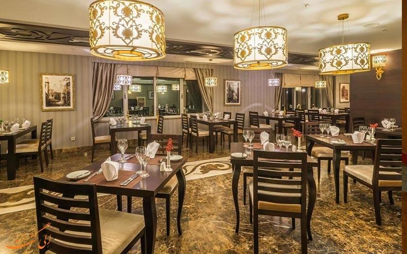 رستوران -هتل پولمن باکو