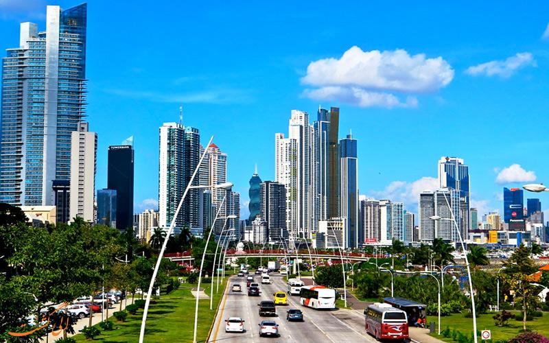 هزینه حمل و نقل در پاناما