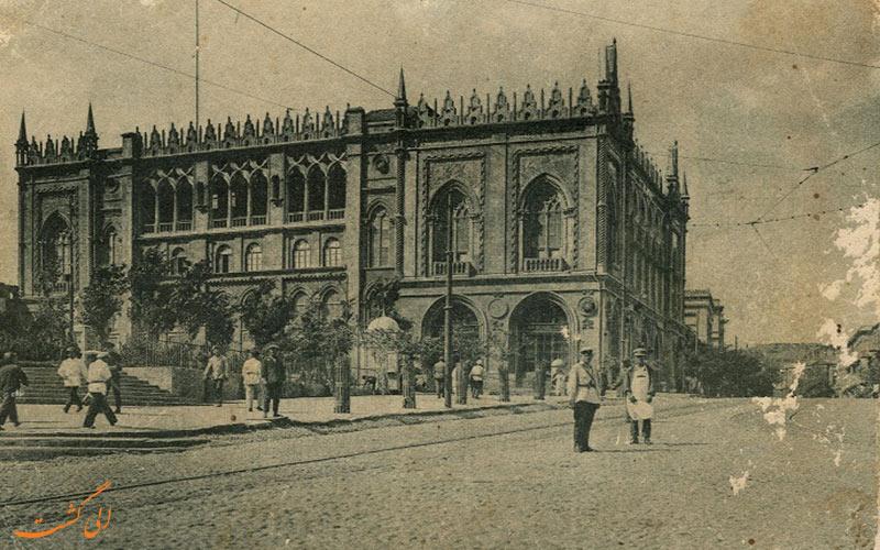 تاریخ کاخ