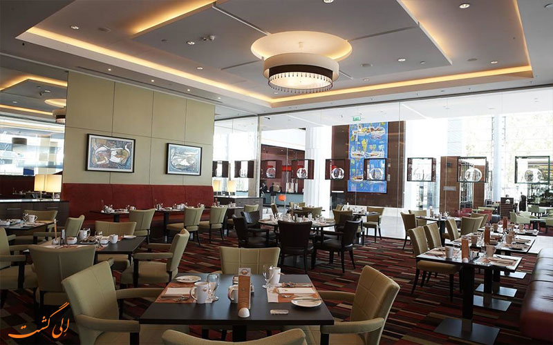 هتل هیلتون ورشو- رستوران