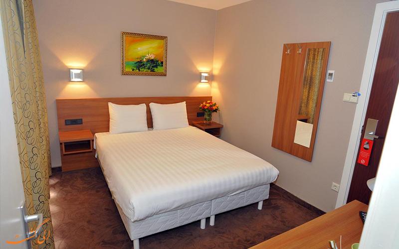 خدمات رفاهی هتل سنترال پارک آمستردام- اتاق ها