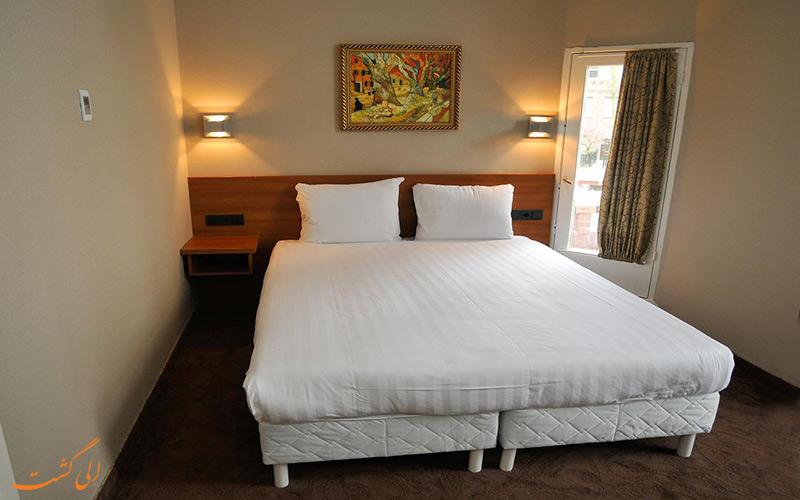 امکانات اتاق های هتل سنترال پارک آمستردام