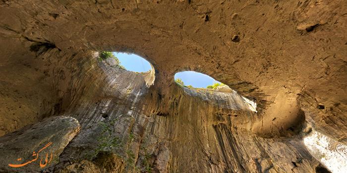 عکس های غار پروهودنا
