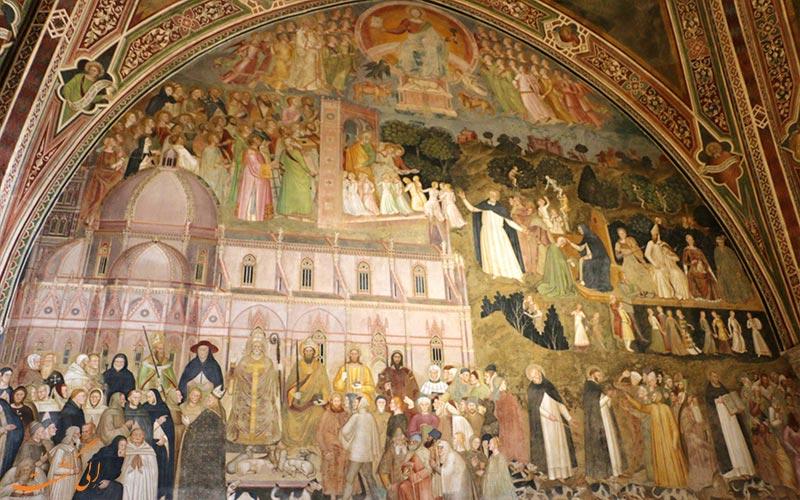 The Studiolo of Francesco I