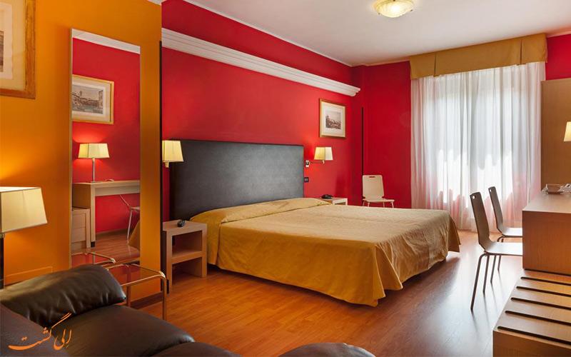 امکانات اتاق های هتل برلینو میلان