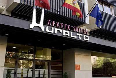 Aparto Suites Muralto- eligasht.com الی گشت