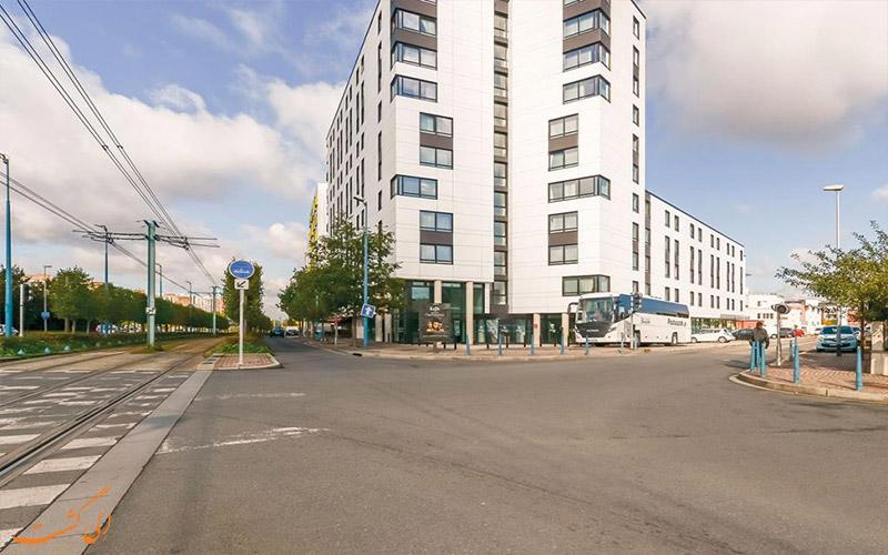 هتل آپارات سیتی بوبینی پاریس Appart'City Paris Bobigny