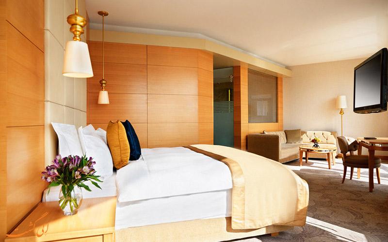 انواع اتاق های هتل بیلگاه بیچ باکو