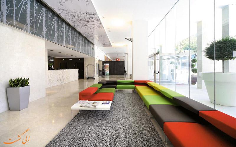 هتل اکسیدنتال مادرید Occidental Madrid Este